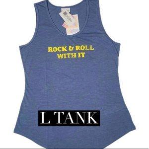 L Lularoe Tank